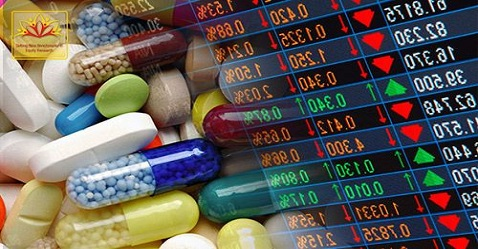 Nifty Pharma supports market; Sun Pharma at bullish reversal