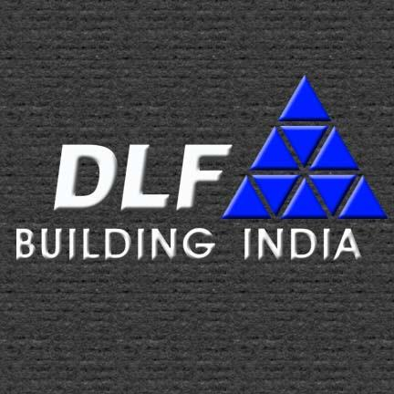DLF is up by 8 per cent intraday