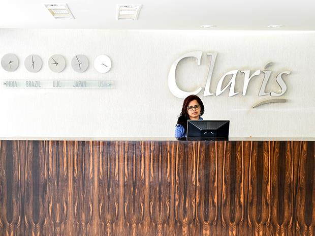 Claris Lifesciences hits upper circuit at 20% on EIR news