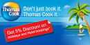 Thomas cook's shares plunge on Q4 results