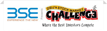 BSE and Stock market Challenge logo