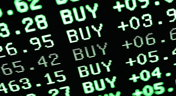 Five stocks with buying interest