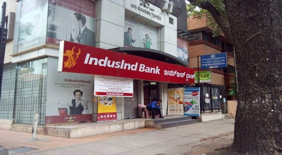 IndusInd Bank charts suggest more weakness ahead