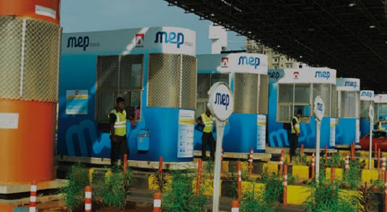 MEP Infra plunges 5 per cent despite commencing tolling operations at Badarpur & Pithai Fee Plaza