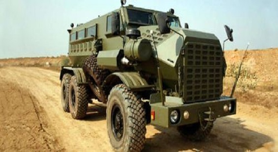 Bharat Forge & Paramount Group collaborate for production of protected vehicles in India