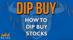 Buying the Dip? A smart technique to identify dropping security before they rally!