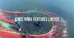 Kings Infra Ventures soars 20 per cent on launching proof of concept for precision aquaculture