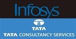 TCS surges on strong Q4FY19 while Infosys tanks on weak guidance
