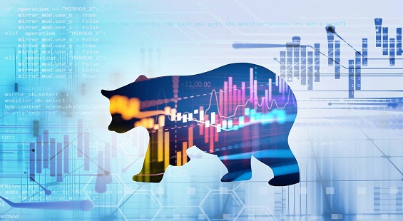 Indian benchmark indices bleed as bears take control