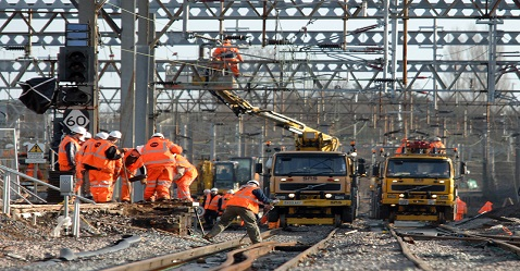 Electrification to boost rail stocks, momentum is picking up