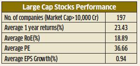 250 Large-cap Stocks - Dalal Street Investment Journal
