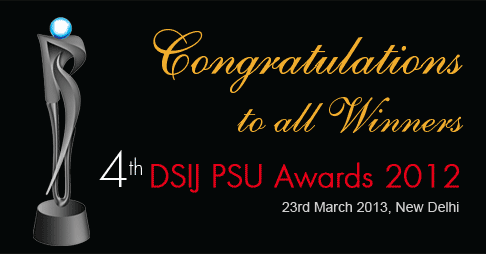 DSIJ PSU Awards 2012